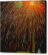 Independence Day In Dc 3 Canvas Print by David Hahn