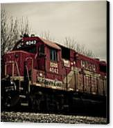 Indiana Southern Canvas Print by Off The Beaten Path Photography - Andrew Alexander