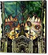 Industrial Deetz Canvas Print by Eleigh Koonce