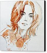 Inner Beauty Canvas Print by Hitomi Osanai
