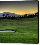 Jack Nicklaus Golf Course Canvas Print by Jay Hooker