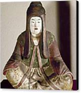 Japan: Statue, 9th Century Canvas Print by Granger