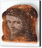 Jesus Toast Canvas Print by Photo Researchers, Inc.