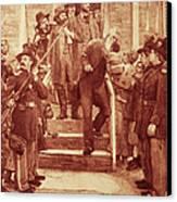 John Brown: Execution Canvas Print by Granger
