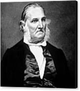 John James Audubon, French-american Canvas Print by Science Source