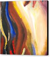 Joyful Awakening Canvas Print by Kazuya Akimoto