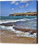 Kauai Beach 2 Canvas Print by Kelley King