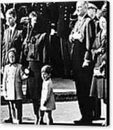 Kennedy Funeral, 1963 Canvas Print by Granger