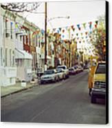 Kensington Canvas Print by Photo courtesy of jenellerittenhouse.com