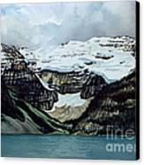 Lake Louise Canvas Print by Scott Nelson
