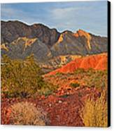 Lake Mead Recreation Area Canvas Print by Dean Pennala