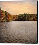 Lakeside Morning Canvas Print by Jai Johnson