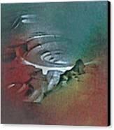 Landing Hole 1981 Canvas Print by Glenn Bautista
