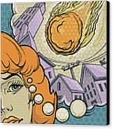 Last Call Canvas Print by Dennis Wunsch