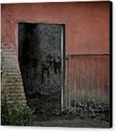 Look Inside Canvas Print by Odd Jeppesen