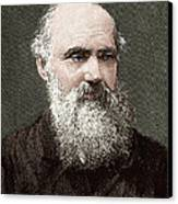 Lord Kelvin, Scottish Physicist Canvas Print by Sheila Terry