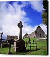 Loughinisland, Co. Down, Ireland Canvas Print by The Irish Image Collection