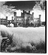 Lowther Castle Canvas Print by Simon Marsden