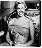 Lullaby Of Broadway, Doris Day, 1951 Canvas Print by Everett