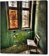 Lunatic Seat Canvas Print by Nathan Wright