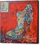 Male Canvas Print by Al Nemer  Fatimah
