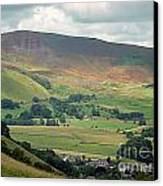 Mam Tor - Derbyshire Canvas Print by Graham Taylor