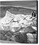 Manly Beacon Canvas Print by Jim Chamberlain
