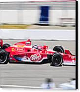 Marco Andretti At Toronto Indy Canvas Print by Jarvis Chau