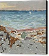 Marine Canvas Print by Edouard Vuillard