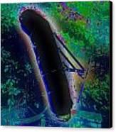 Mech Tech Canvas Print by Cyryn Fyrcyd