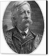 Melville Fuller (1833-1910) Canvas Print by Granger