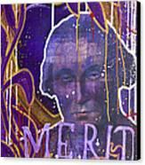 Merit Of Heart Canvas Print by Michael Figueroa