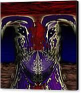 Metamorphosis Canvas Print by Christopher Gaston