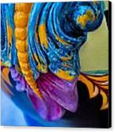 Mexican Ceramic Canvas Print by Russ Harris
