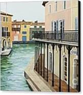 Midi Canvas Print by Carina Mascarelli