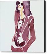 Mj 2009 Canvas Print by Hitomi Osanai