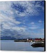 Molde Canvas Print by Chad Bromley