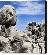 Monolithic Stone Canvas Print by Kelley King