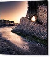Montana De Oro After Sunset Canvas Print by Matt  Trimble