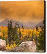 Moody Canvas Print by Tim Reaves