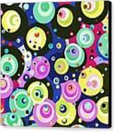 More Fun Canvas Print by Janpen Sherwood