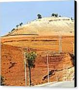 Morocco Landscape I Canvas Print by Chuck Kuhn