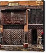 Morocco Life I Canvas Print by Chuck Kuhn