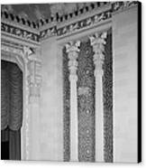 Movie Theaters, Missouri Theater Canvas Print by Everett