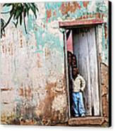 Mozambique - Land Of Hope Canvas Print by Christopher Gaston