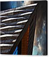 Museum Of Liverpool Canvas Print by Meirion Matthias
