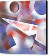 Music Of The Spheres Canvas Print by Hakon Soreide