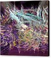 My Symphony Canvas Print by Linda Sannuti