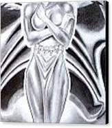 Mystique Canvas Print by Rick Hill