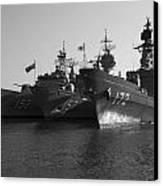 Naval Joint Ops V1 Canvas Print by Douglas Barnard